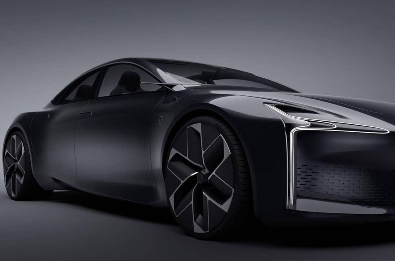 Actualité Porsche - Photo d'illustration Hopium : la jeune marque automobile frenchy futuriste