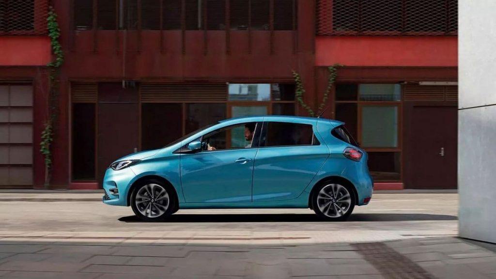 Renault signe l'arrêt de la Zoe